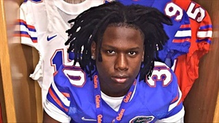 Florida plays host to four-star Florida State commit