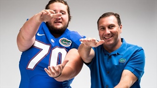 Gators gain a much needed offensive lineman