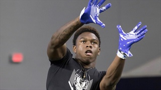 Florida offers, trying to break into Jackson's top four