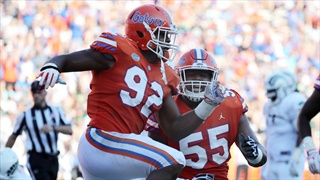 Notebook: Vols will test Gators on the ground