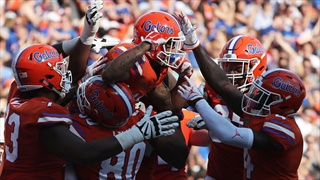 3-2-1: Mullen sticks with Franks as Florida preps for Tennessee
