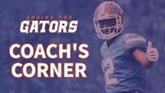 Coach's Corner: Former player/defensive line coach/super recruiter talks Florida football