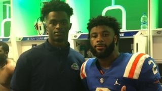 Despite staff defections, Florida holding on to four-star