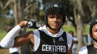Four-star Gibson becomes Florida's highest rated in-state pledge