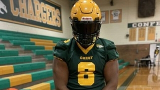 Florida offers four-star from familiar out-of-state high school