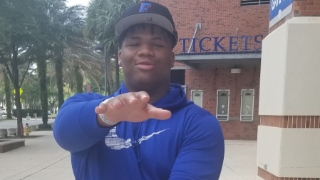 Ranking the June official visitors from least to most likely to sign with Florida