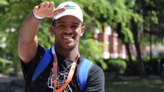Commit Hawkins talks Stanford visit, return trip to Florida