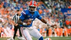 Jones, suddenly stingy defense, lead Florida to 38-14 victory